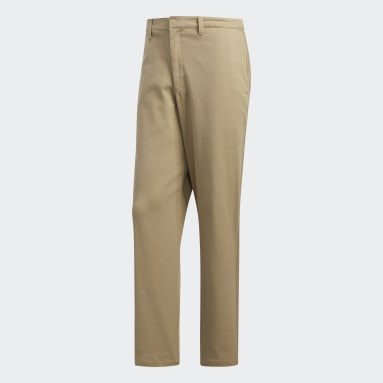 Pantalón Chino Striped Beige Hombre Originals