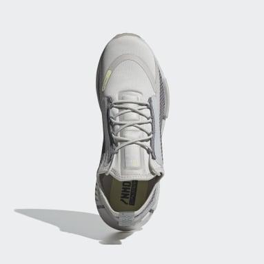 Originals สีเทา รองเท้า NMD_R1 Spectoo