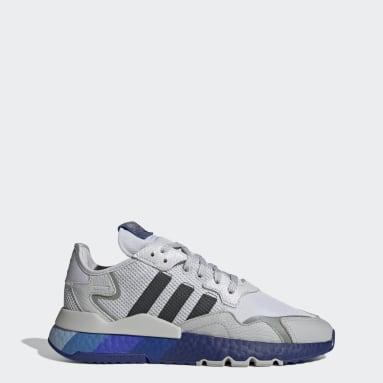 Zapatillas Nite Jogger Azul Hombre Originals