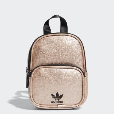 Women's Originals Pink PU Leather Mini Backpack