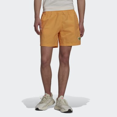 Mænd Originals Orange Fruit Badge shorts