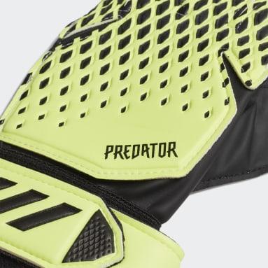 Fodbold Grøn Predator 20 Training målmandshandsker