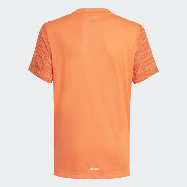 Kluci Cvičení A Trénink oranžová B A.R HTR TEE