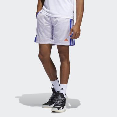 Men's Basketball Purple Summer Legend Shorts