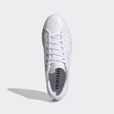 Dames Originals Wit adidas Sleek Schoenen