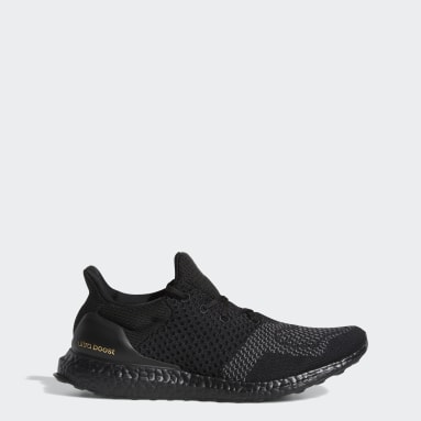 Running Black Ultraboost 1 DNA Shoes