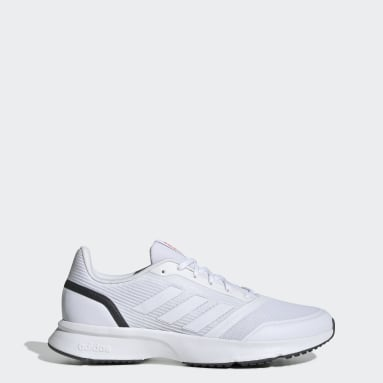 Chaussure Nova Flow Blanc Running