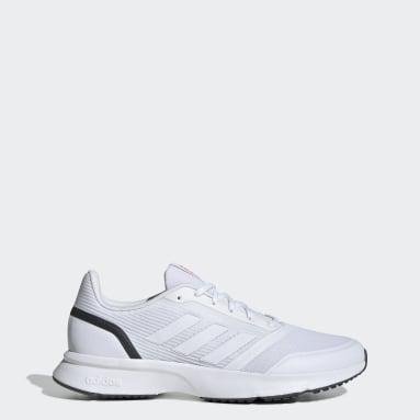 Running White Nova Flow Shoes