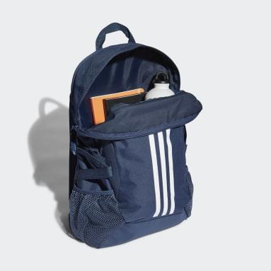 Fitness Og Træning Blå Power 5 rygsæk