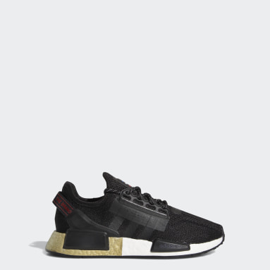 Youth Originals Black NMD_R1.V2 J