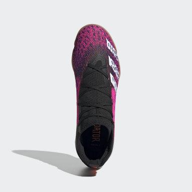 Futsal Sort Predator Freak.3 Indoor støvler