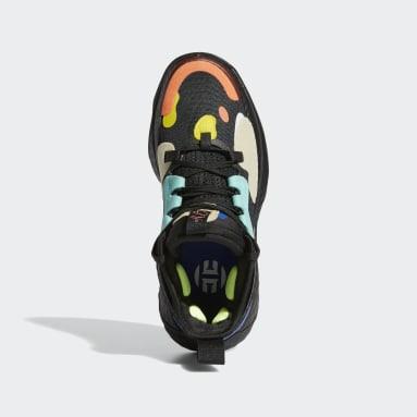 Børn Basketball Sort Harden Vol. 5 sko