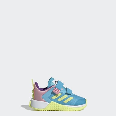 Chaussure adidas LEGO® Sport Turquoise Bambins & Bebes Course