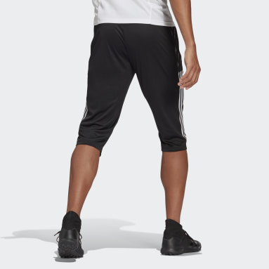 Men's Lifestyle Black Tiro 21 3/4 Pants