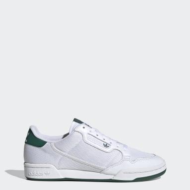 Originals Beyaz Continental 80 Ayakkabı