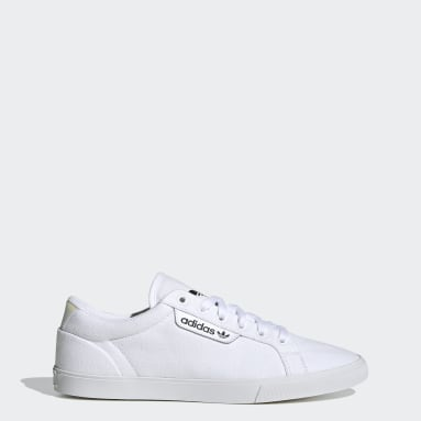 Women Originals White adidas Sleek Lo Shoes