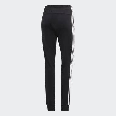 Women's Training Black Essentials Pants