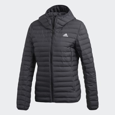 Women's Lifestyle Grey Varilite Soft Hooded Jacket