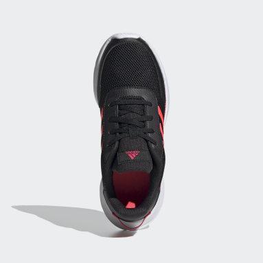 Kids Running Black Tensor Run Shoes