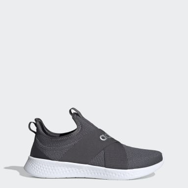 Women Sport Inspired Grey Puremotion Adapt Shoes