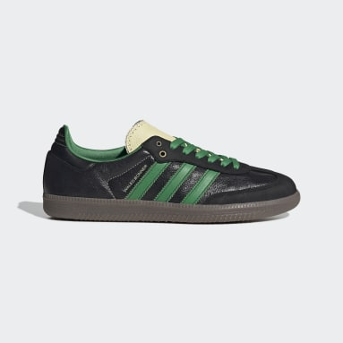 Originals Black Wales Bonner Samba Shoes
