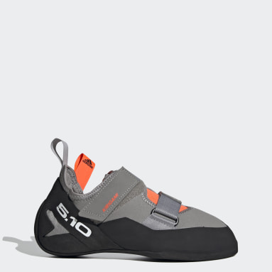 Women Five Ten Grey Five Ten Kirigami Climbing Shoes