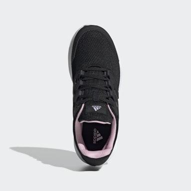 Zapatillas Galaxy 4 Negro Mujer Diseño Deportivo