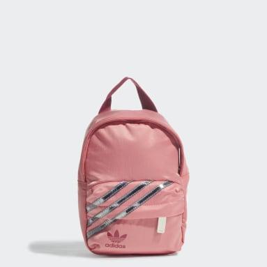 Děti Originals růžová Batoh Mini
