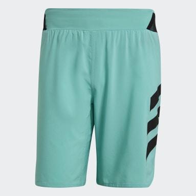 Pantalón corto Terrex Parley Agravic All-Around Verde Hombre TERREX