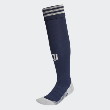 Chaussettes Juventus 20/21 Extérieur Bleu Football