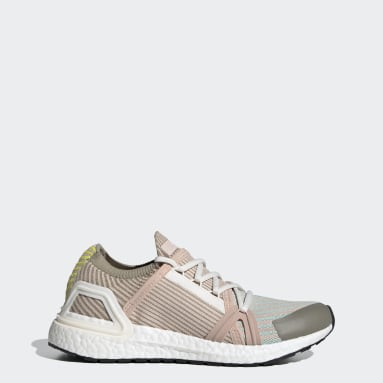 Women adidas by Stella McCartney Pink adidas by Stella McCartney Ultraboost 20 Shoes