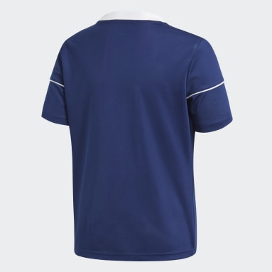 Boys Gym & Training Blue Squadra 17 Jersey