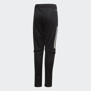 Kids Gym & Training Black Condivo 20 Training Tracksuit Bottoms