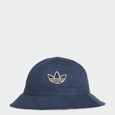 Originals Blue Sport Bell Bucket Hat