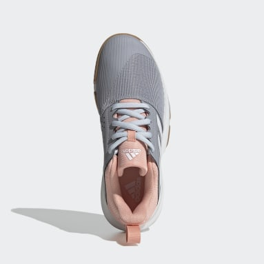 Zapatilla Essence Indoor Gris Mujer Netball