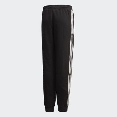 Pantalon High-Waisted noir Adolescents Originals