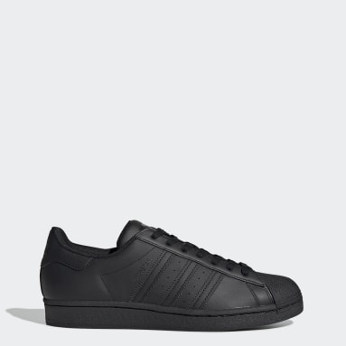 Zapatillas Superstar Negro Originals