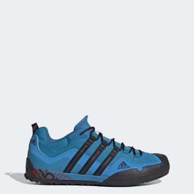Sapatos de Abordagem Swift Solo TERREX Azul Mulher TERREX