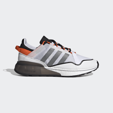 Sapatos Pure ZX 2K Boost Branco Originals