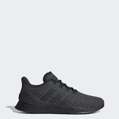Men Sport Inspired Black Questar Flow NXT Shoes