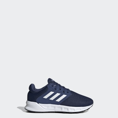 Kids Sport Inspired Blue Showtheway Shoes