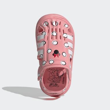Infants ว่ายน้ำ สีชมพู รองเท้าแตะลุยน้ำ