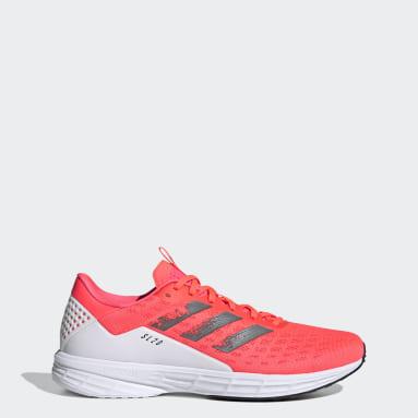 ผู้ชาย วิ่ง สีชมพู รองเท้า SL20