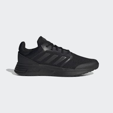 Erkek Koşu Siyah Galaxy 5 Ayakkabı