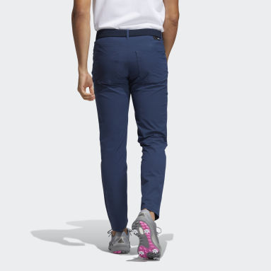 Men Golf Blue Go-To Five-Pocket Pants