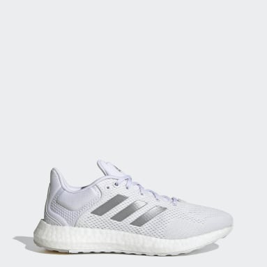 Dam Löpning Vit Pureboost 21 Shoes