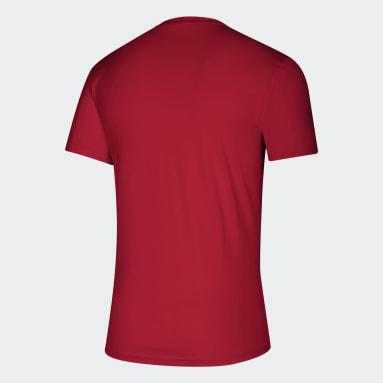 Men Soccer Red Toronto FC Creator Tee