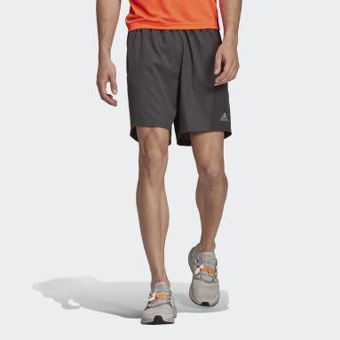 Run It Shorts Szary