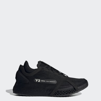 Tenis Y-3 Runner 4D IO Negro Y-3