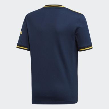 Camiseta tercera equipación Arsenal Azul Niño Fútbol